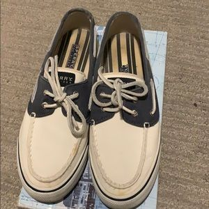 Boat shoes by Sperry